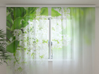 Sifonki-kuvaverho WHITE LILAC 240x220 cm ED-100154