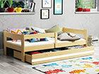 Lasten sänkyryhmä 80x160 cm TF-100381