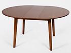 Jatkettava ruokapöytä TARANTO 120x120-150 cm GO-102844