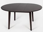 Jatkettava ruokapöytä TARANTO 120x120-150 cm GO-102851