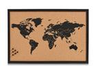 Korkkitaulu WORLD GB-103457