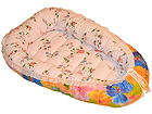 Vauvapatja FLOWER 50x85 cm HA-103653