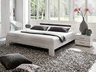 Sänky MARIJKE 140x200 cm+2 yöpöytää SM-105530