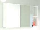 Kylpyhuoneen yläkaappi RIVER AQ-105679