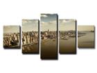 Viisiosainen seinätaulu NEW YORK ED-106075