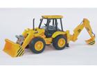 JCB 4CX traktori-kaivinkone 1:16 BRUDER KL-107078