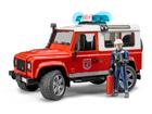 LAND ROVE paloauto äänellä ja valolla 1:16 BRUDER KL-107114