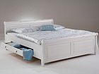 Sänky vuodevaatelaatikolla MALTA 160x200 cm EC-107305