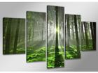 Viisiosainen seinätaulu FORREST 200x100 cm ED-107317