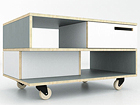 Sohvapöytä SAM 90x60 cm RB-107653