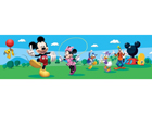 Seinätarra MICKEY MOUSE CLUB HOUSE 10x500 cm ED-107741