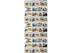 Fleece-kuvatapetti MICKEY MOUSE 3, 53x1000 cm ED-108081
