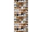 Fleece-kuvatapetti CATS 53x1000 cm ED-108131