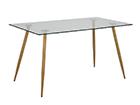Ruokapöytä WILMA 80x140 cm CM-109046
