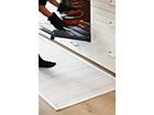 NARMA newWeave® chenillematto ESNA WHITE 140x200 cm NA-109050