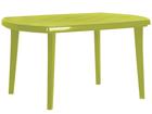 Puutarhapöytä ELISE, vaaleanvihreä TE-109219
