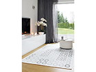 NARMA newWeave® chenillematto KUPU WHITE 200x300 cm NA-109356