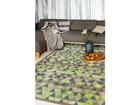 NARMA newWeave® chenillematto LUKE GREEN 80x250 cm NA-109540