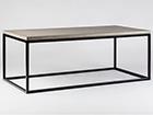 Sohvapöytä BETONI 120x60 cm VB-109588