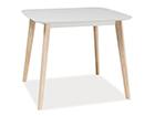 Ruokapöytä TIBI 90x80 cm WS-109594