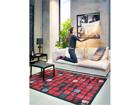 NARMA newWeave® chenillematto TELISE RED 80x250 cm NA-109683