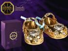 Koriste-esine Swarovski kristalleilla KENGÄT MO-109840