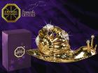 Koriste-esine Swarovski kristalleilla ETANA MO-109856
