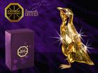 Koriste-esine dekoratiivi kristalleilla PINGVIINI MO-109877