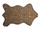 Matto LEO SHAPE GOLD 115x175 cm A5-111200