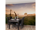 Fleece-kuvatapetti SURREAL GIRAFFE 190x288 cm ED-112182