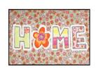 Matto DOODLE FLOWER 50x75 cm A5-112412