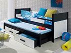 Sänkysarja, 2-os 80x180 cm TF-112860