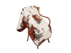 Lasten peitto lampaanvillaa 100x140 cm, NORSU WL-112988