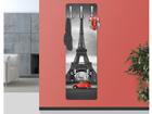 Seinänaulakko SPOT ON PARIS 139x46 cm ED-113538