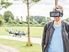Drooni virtuaalilaseilla RO-113653
