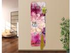 Seinänaulakko GRUNGE FLOWER 139x46 cm ED-113681