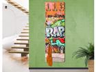 Seinänaulakko GRAFFITI 139x46 cm ED-113683