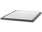 SLEEPWELL sijauspatja TOP Memory foam kalustekangas reunalla 140x200 cm SW-113792