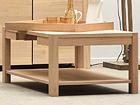 Sohvapöytä NORDI 110x60 cm MA-114253