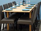 Jatkettava ruokapöytä NOVA 139-179x90 cm MA-114358