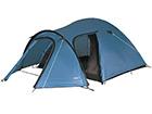 Teltta KIRA 4 sininen/tummanruskea HU-114394