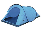 PopUp teltta CAMPO 2 sininen HU-114397