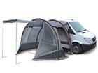 Pakettiauton teltta TRAVELLER harmaa/tummanharmaa HU-114400