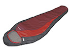 Makuupussi REDWOOD tummanharmaa/punainen HU-114407