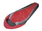Makuupussi HIGH PEAK PAK 1000 punainen/tummanharmaa/harmaa HU-114411
