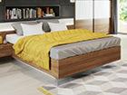 Sänky vuodevaatelaatilkolla 160x200 cm TF-114663