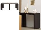 Seinäpöytä / jatkettava ruokapöytä HELENA 43-200x95 cm MA-114896