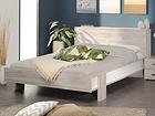 Sänky+päätylaatikko BRERA oak 160x200 cm MA-115449