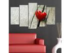 Viisiosainen seinätaulu ROMANTIC 100x60 cm ED-116540