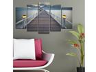 Viisiosainen seinätaulu BRIDGE 100x60 cm ED-116544